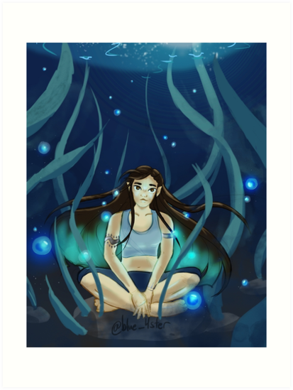 The Four Elements: Water by blue4ster