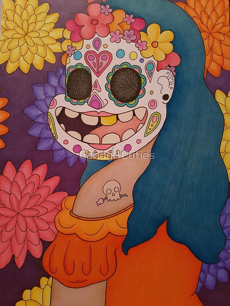 Day of the Dead by Candy4Cuties