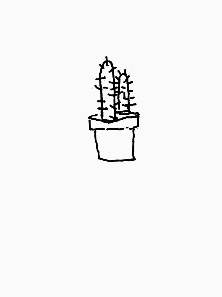 Cute Cactus by jeremyfloyd