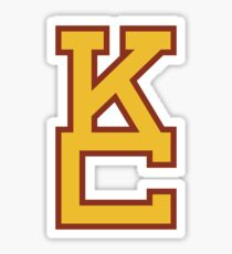STACKED KC Sticker