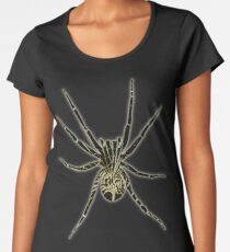 Spider - GOLD Women's Premium T-Shirt