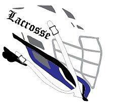 Lacrosse Helmet by Brendan Johnson