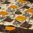 Tables and Chairs by Thaddeus Zajdowicz