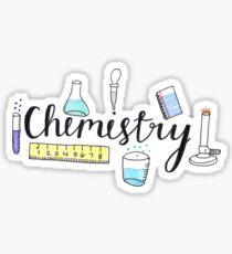 Chemie Sticker