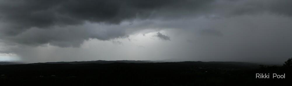 Stormy day by Rikki  Pool