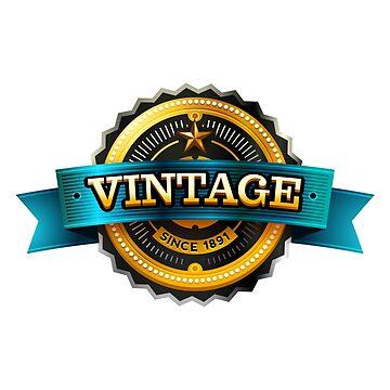 Retro Vintage T-shirt/Hoodie  by EMAGICSTUDIOS