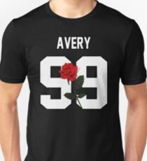 Jack Avery - Rose Unisex T-Shirt
