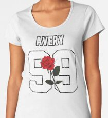 Jack Avery - Rose Women's Premium T-Shirt