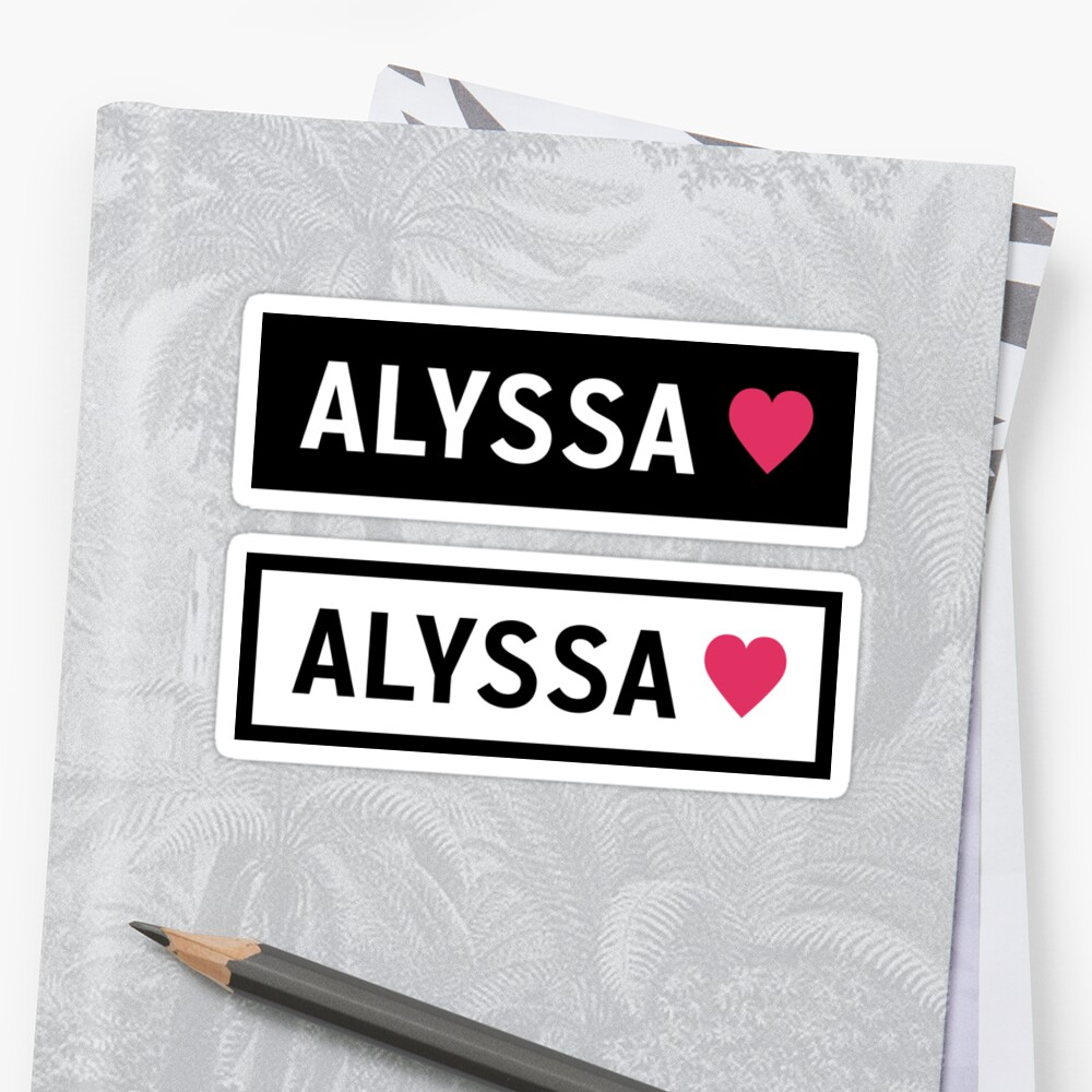 Alyssa by love2