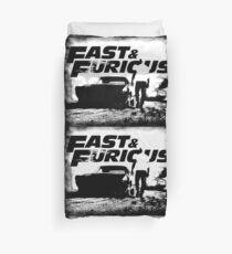 Fast e Furious 8 Duvet Cover