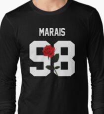 Jonah Marais - Rose Long Sleeve T-Shirt