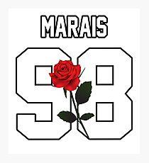 Jonah Marais - Rose Photographic Print