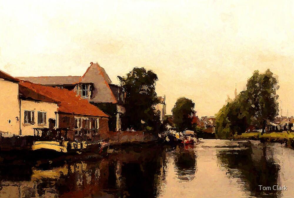 Norfolk by Tom Clark