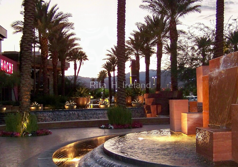 Red Rock Casino/Las Vegas... by Rita  H. Ireland