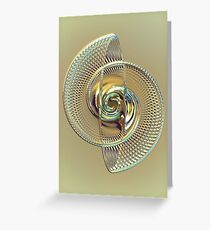 INFINITY  ..  . b Greeting Card