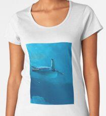 Penguin Women's Premium T-Shirt