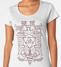 Whimsical RPG Women's Premium T-Shirt