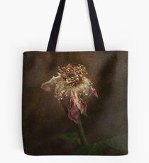Rust 'n Roses #20 Tote Bag