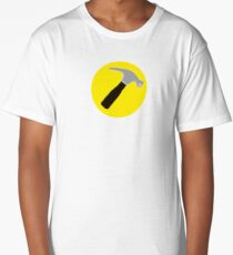 Captain Hammer Long T-Shirt