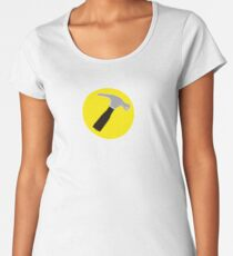 Captain Hammer Women's Premium T-Shirt
