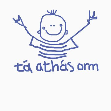 ta athas orm - I am happy by eejitdesign