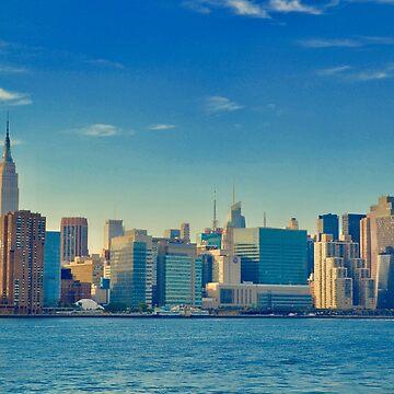 New York City by elizabethamira