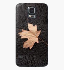 Rainy Fall Photography Print  Case/Skin for Samsung Galaxy