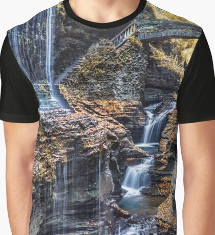 FLowing Dream Graphic T-Shirt