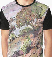 Winter in Kromdraai Graphic T-Shirt