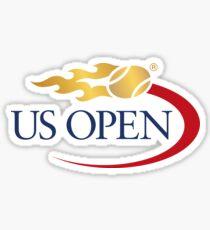 US Open Sticker