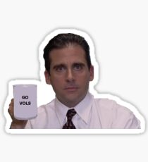 The Office - Go Vols Sticker