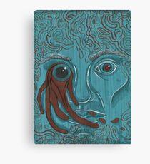Bloody Soul Canvas Print