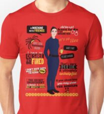 Dark Matter - The Android Quotes T-Shirt