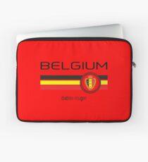 Fußball - Belgien (Home Red) Laptoptasche