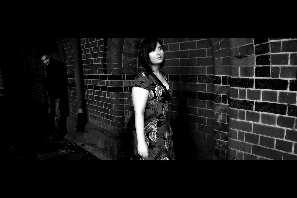 murder, my sweet by Bronwen Hyde