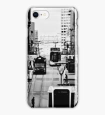 Playing with Traffic iPhone Case/Skin