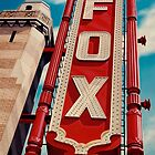 The Fox Theater by Van Cordle