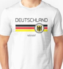 Football - Germany (Home White) Unisex T-Shirt