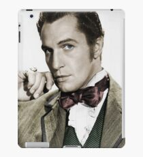 Young Vincent Price iPad Case/Skin