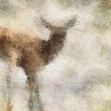 Deer 3 by AJ-artography