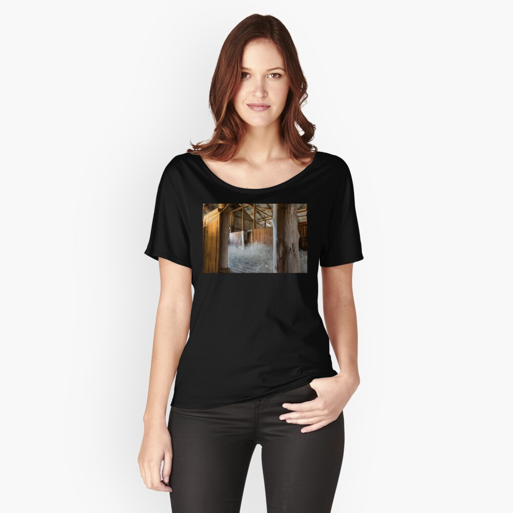 Old Shearing Shed Relaxed Fit T-Shirt