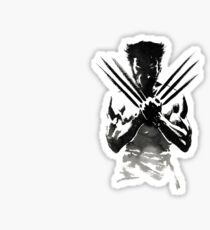 Hug Jackman  Sticker