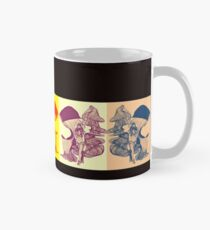 Belly Dancer with Wings Mug