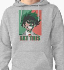 Eat This Pullover Hoodie