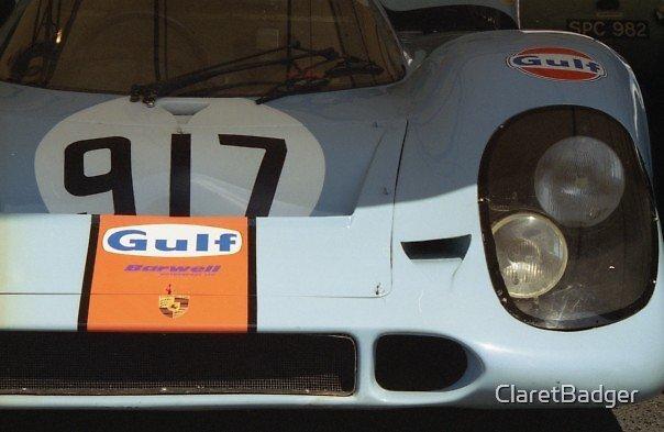 Porsche 917 - Goodwood by ClaretBadger