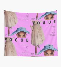 Vogue 1952 Wall Tapestry
