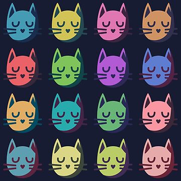 Good Night, Kitty! by beardsandcats