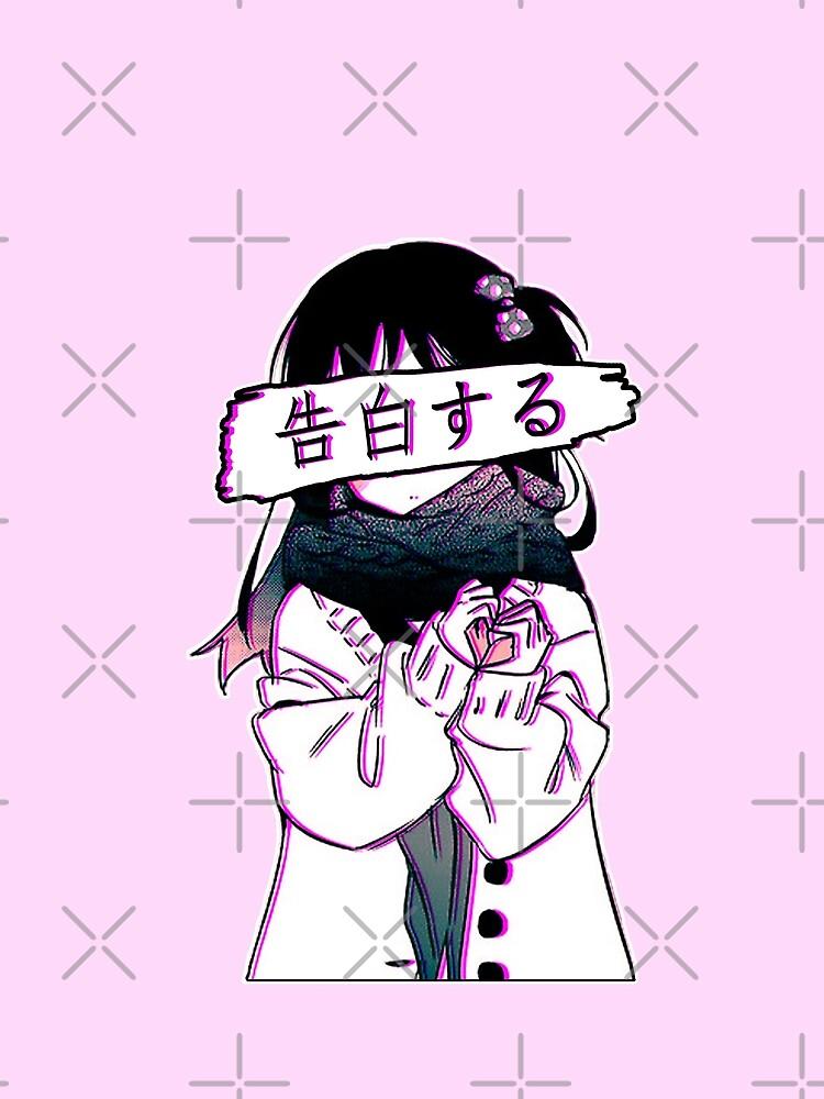 CONFESSION - Traurige japanische Ästhetik von PoserBoy