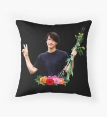 keanu  Throw Pillow