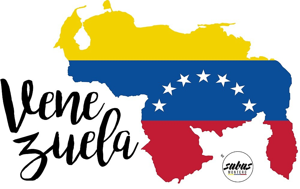 Venezuela Flag 7 Stars